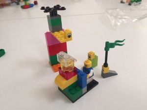 individual model #lspmed #legoseriousplay #todiappydays